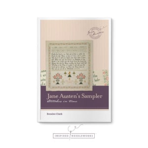 Jane Austen's Sampler Pattern