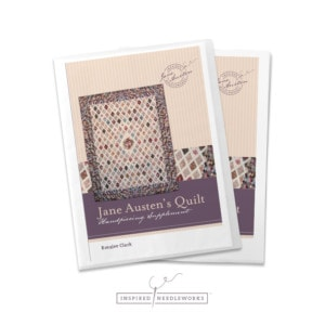 Jane Austen's Quilt English Hand Piecing Pattern