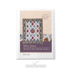 Mini Jane Quilt English Hand Piecing Pattern
