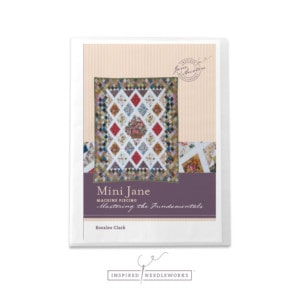 Mini Jane Quilt Machine Piecing Supplement