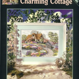Charming Cottage – Cross Stitch Kit